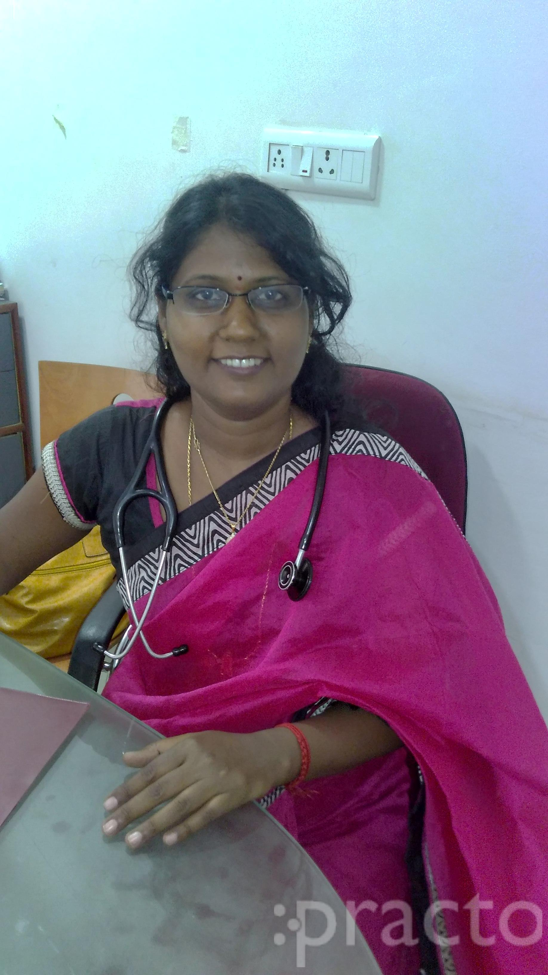 Dr. Triveni M P - Gynecologist/Obstetrician