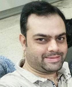 Dr. Tushar Patil (PT) - Physiotherapist
