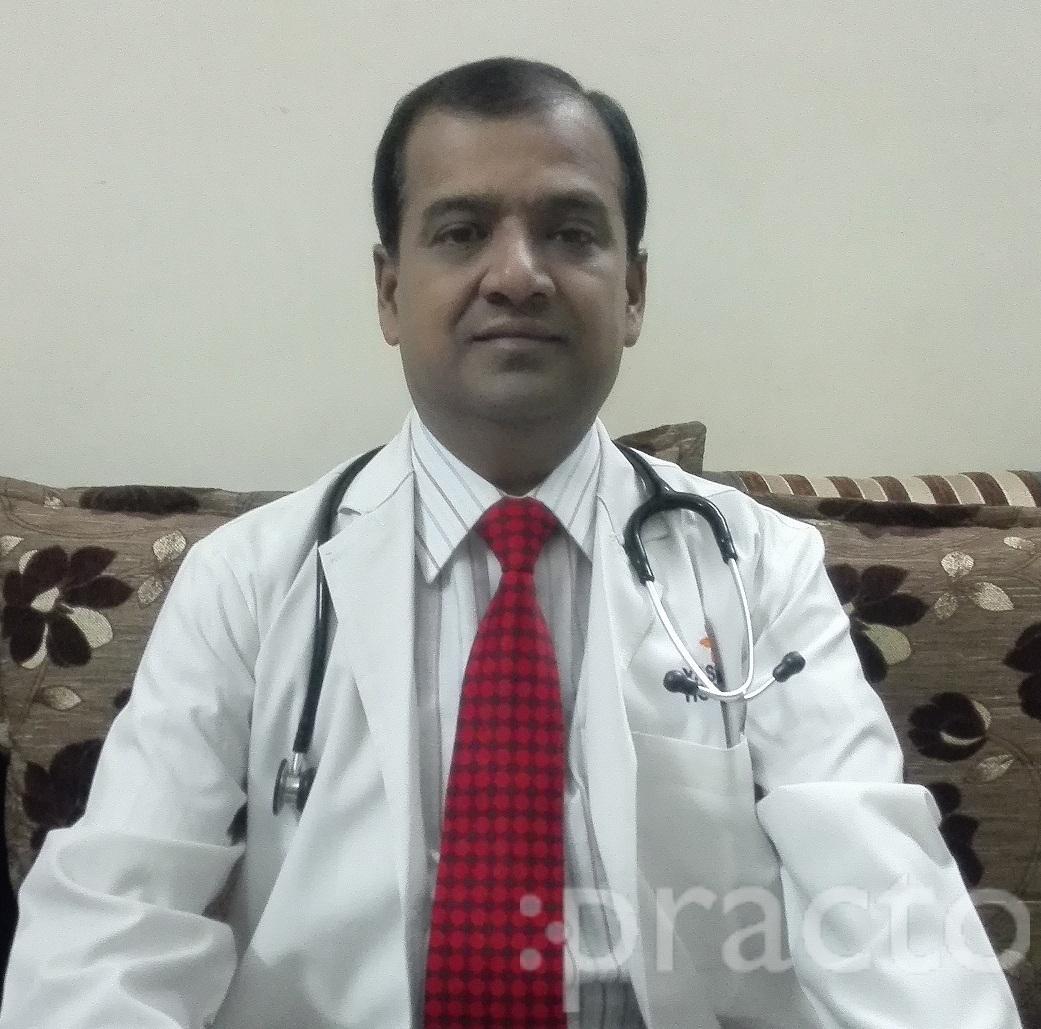 Dr. U. Narayan Reddy - Pediatrician