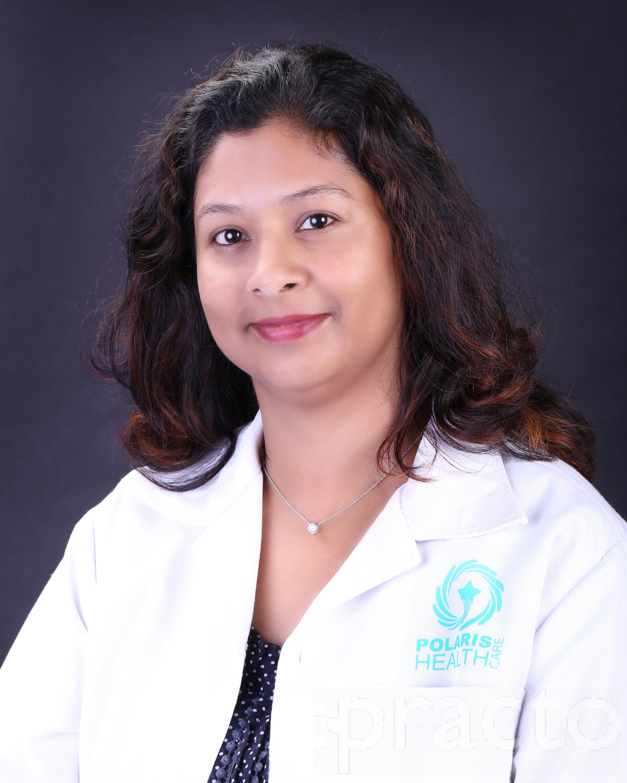Dr. Ujwala Patil - Gynecologist/Obstetrician