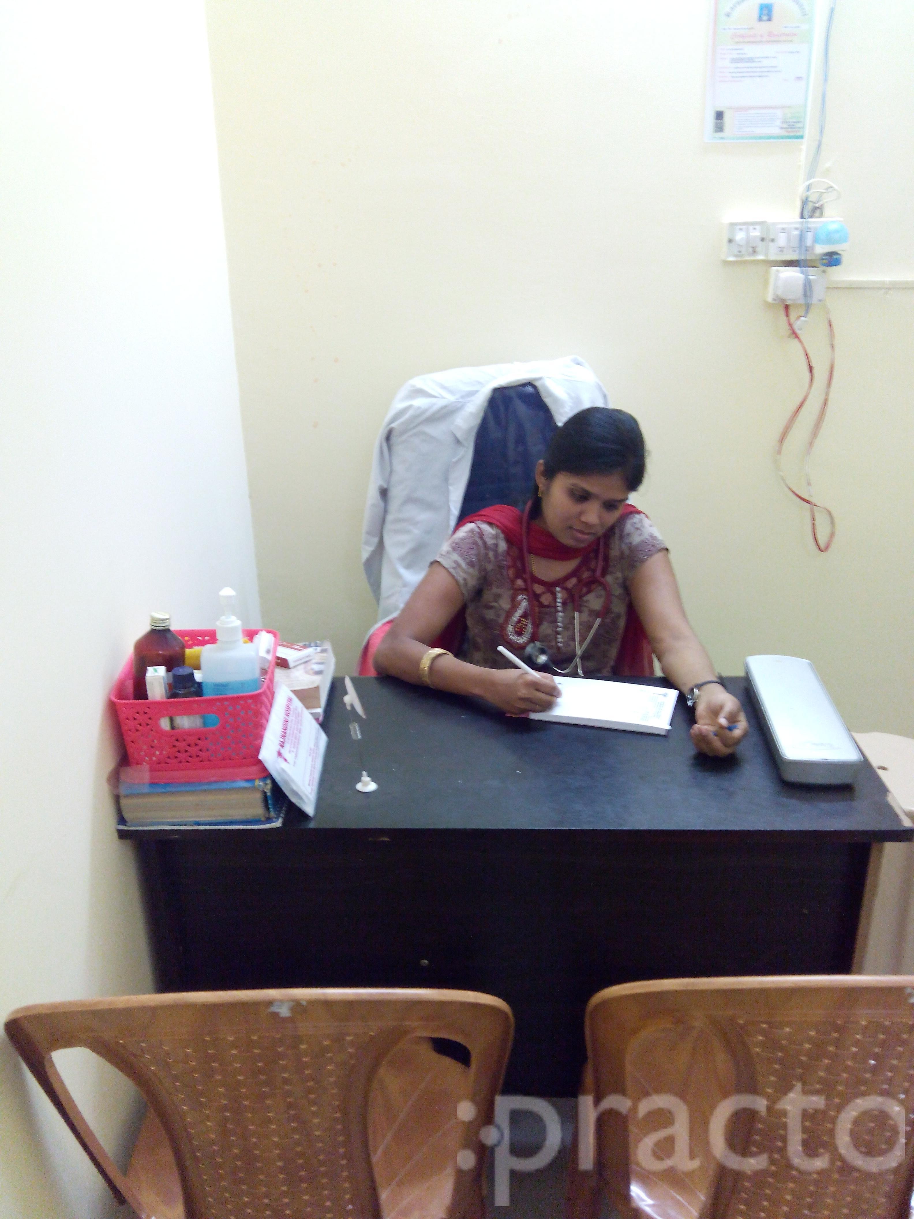 Dr. Uma. M - Diabetologist