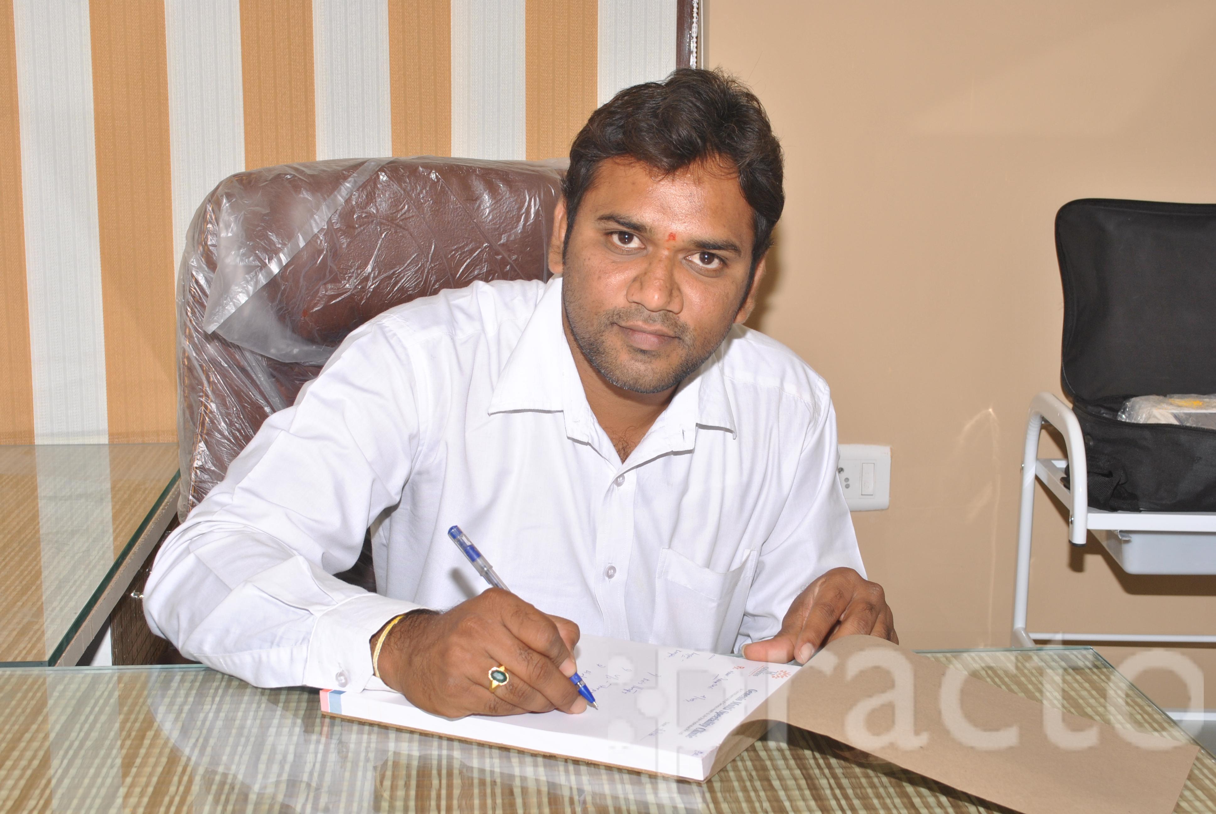 Dr. Uma Maheshwar Rao - Physiotherapist