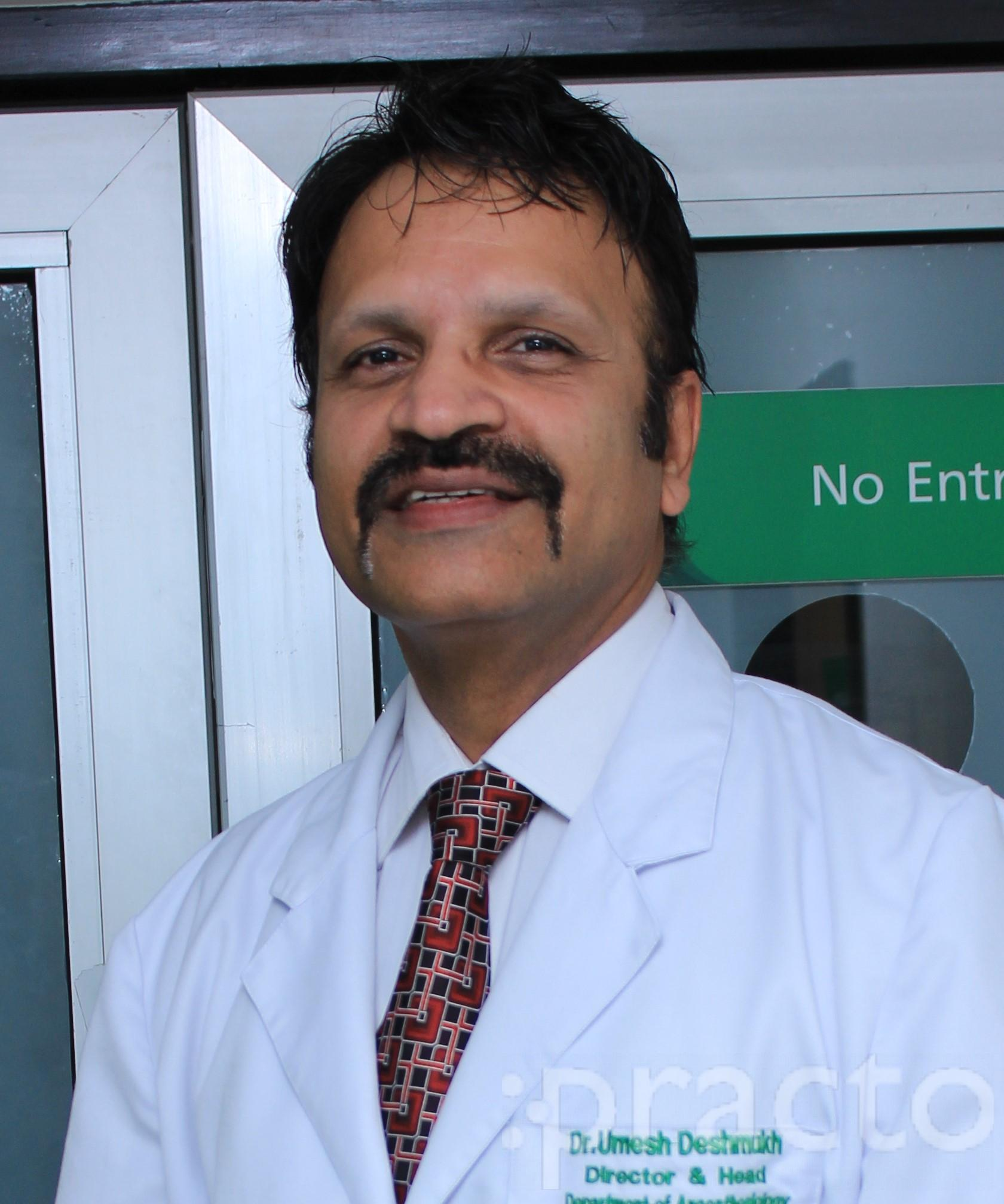 Umesh Deshmukh - Pain Management Specialist