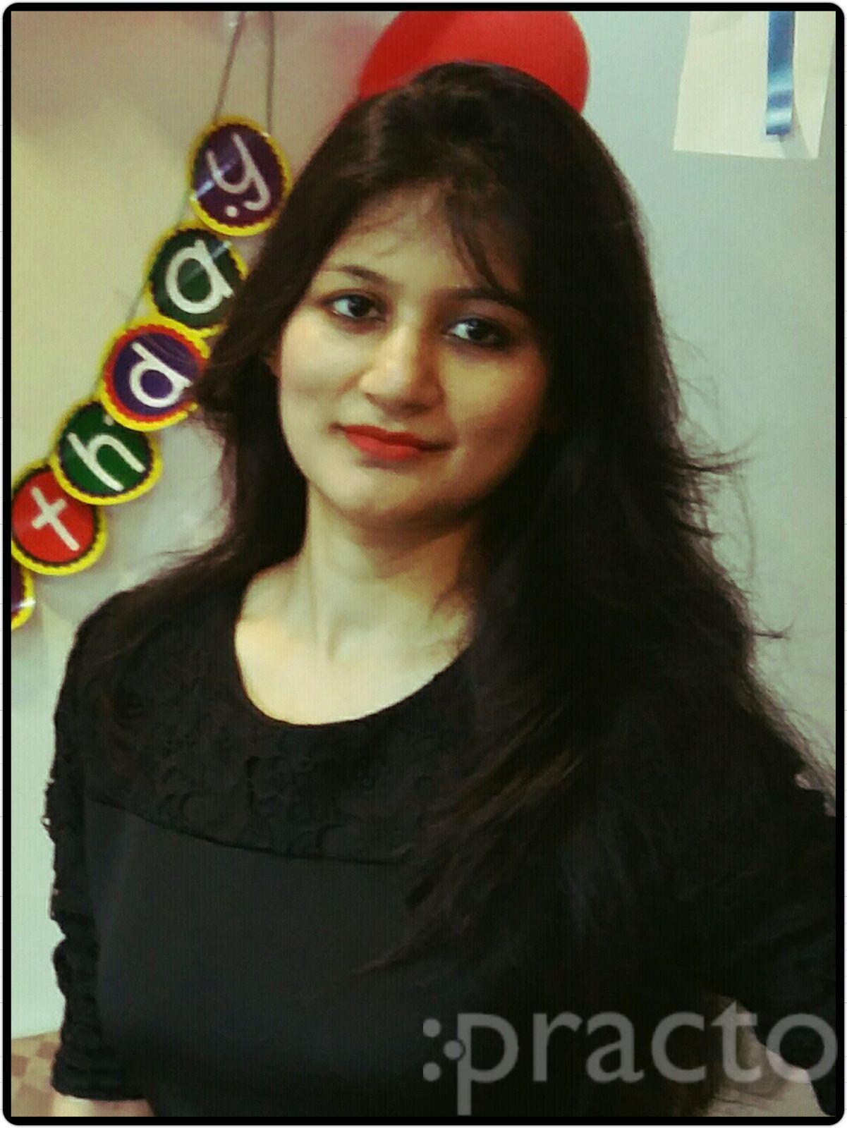 Mrs. Urvi Vakharia - Dietitian/Nutritionist