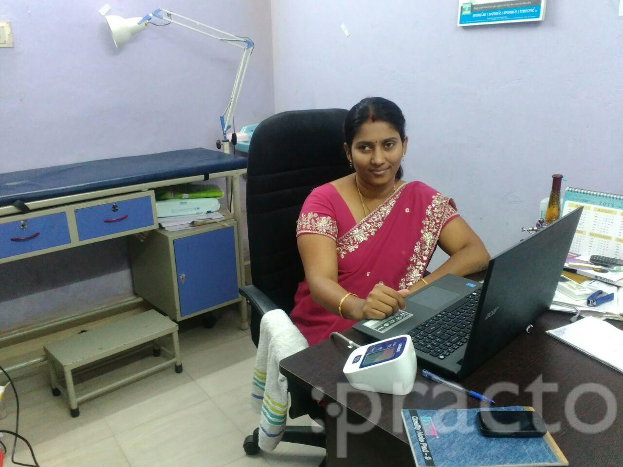 Dr. Usha - Gynecologist/Obstetrician