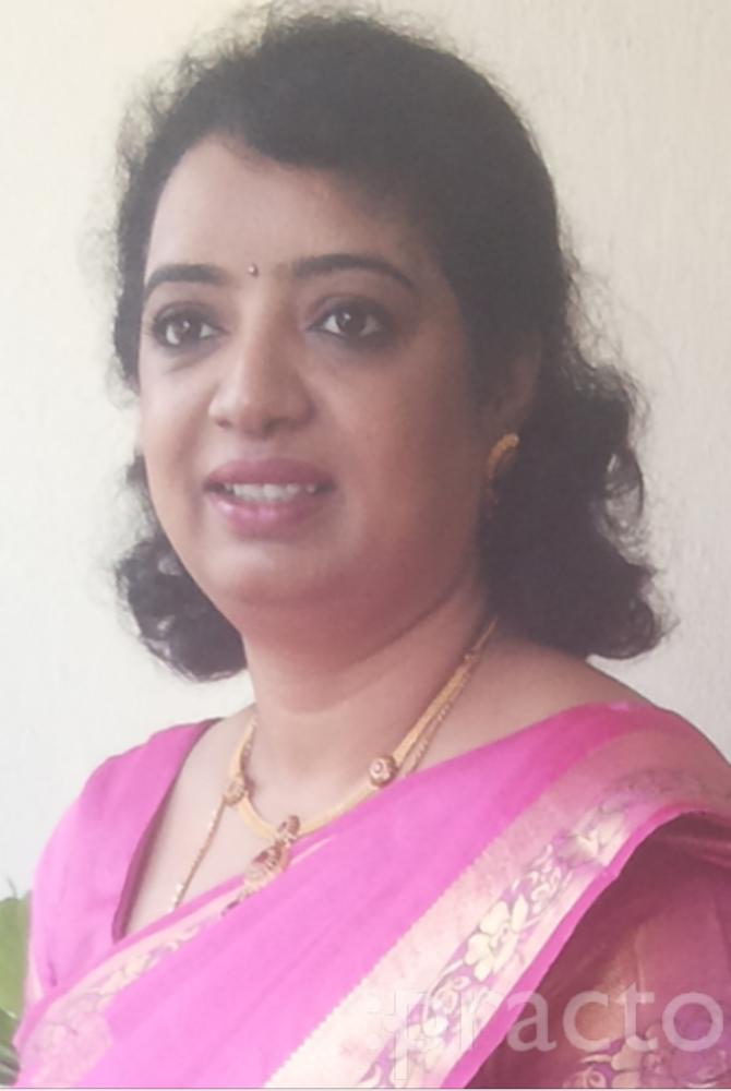Mrs. Usha Harish - Dietitian/Nutritionist