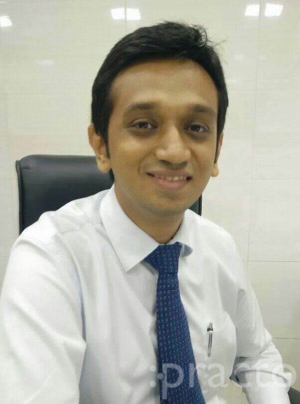Dr. Utsav Patel - Ophthalmologist