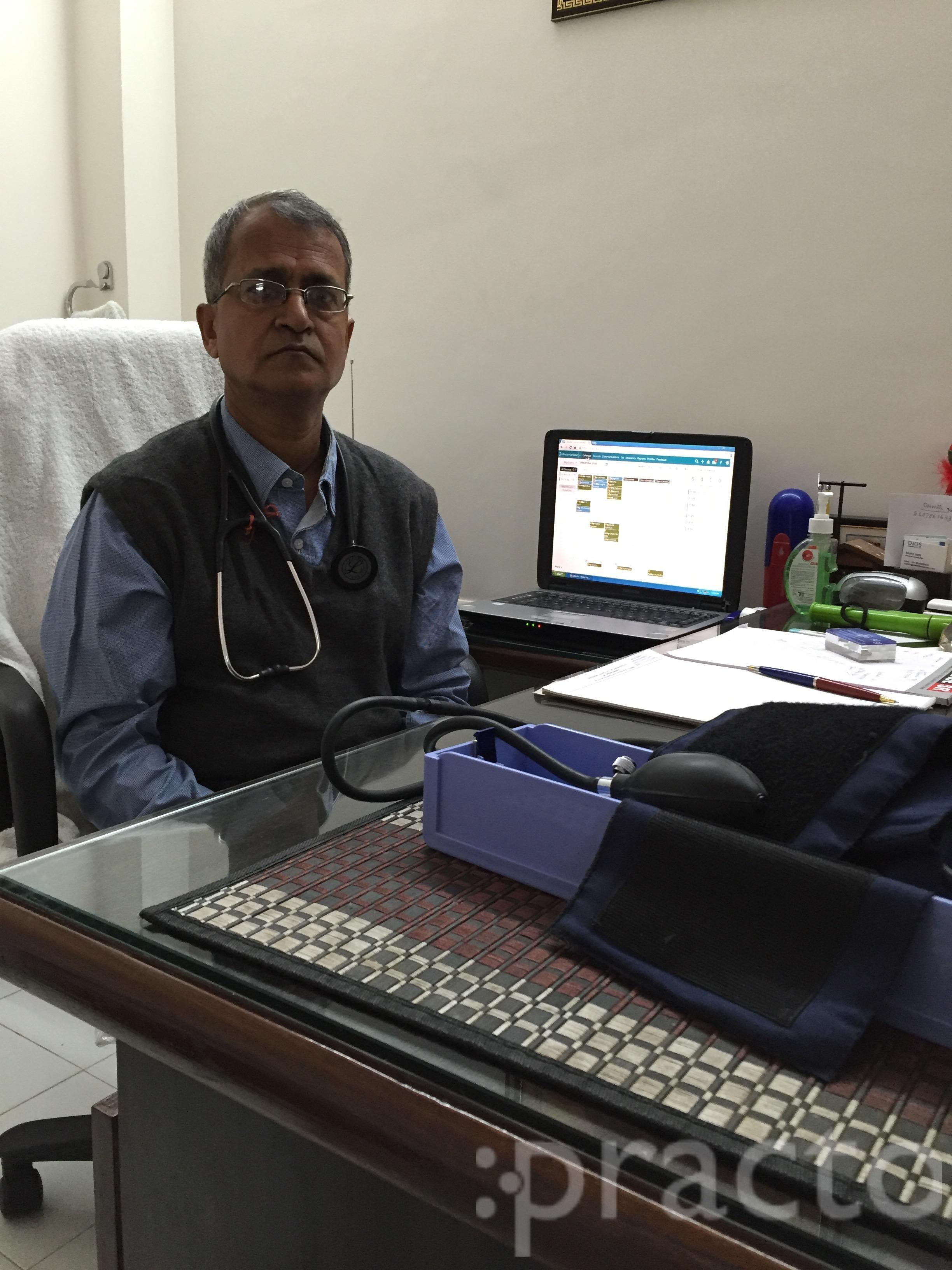 Dr. V K Kanodia - General Physician