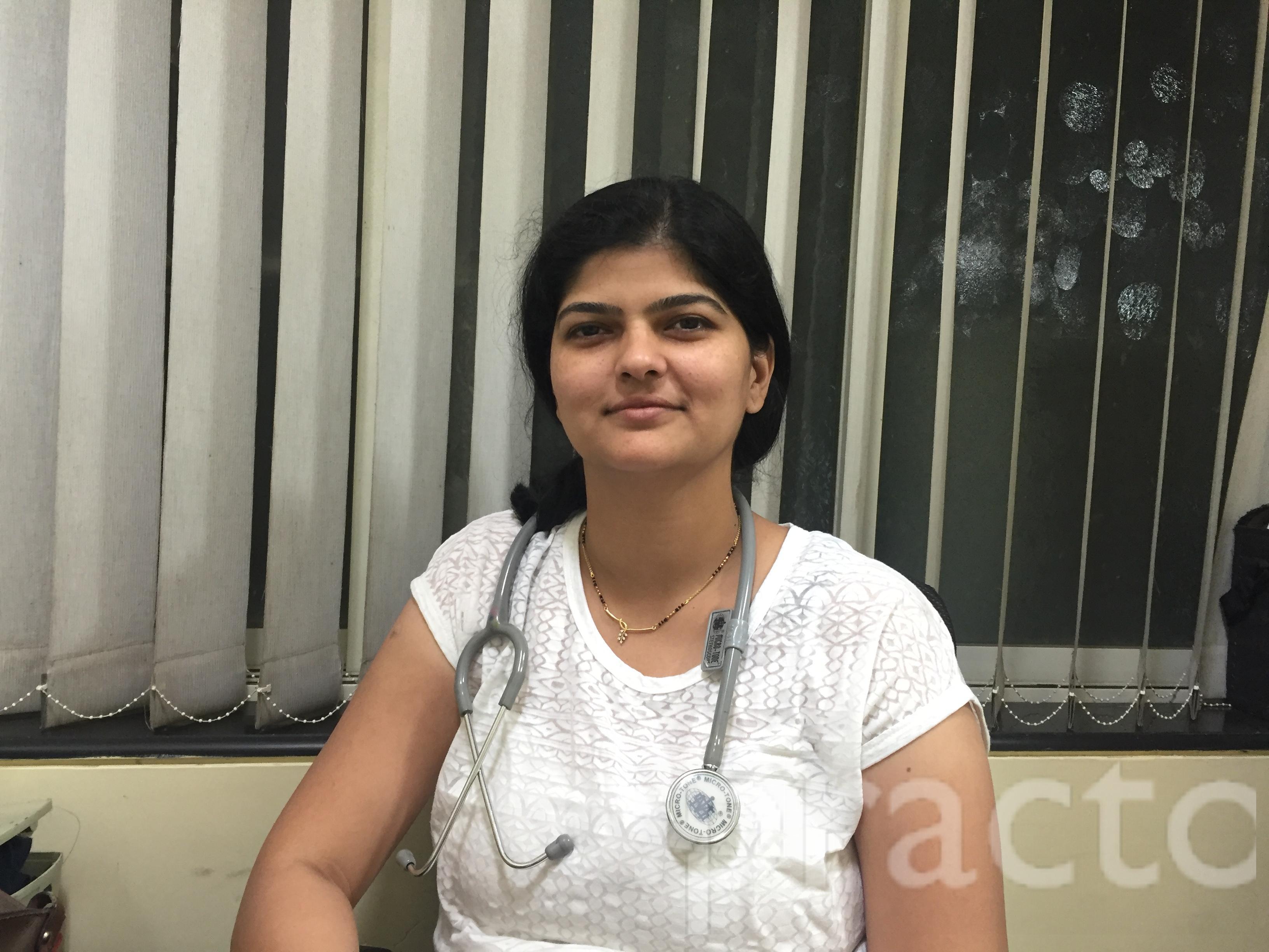 Dr. Vaishali Killekar (Bhurke) - Gynecologist/Obstetrician