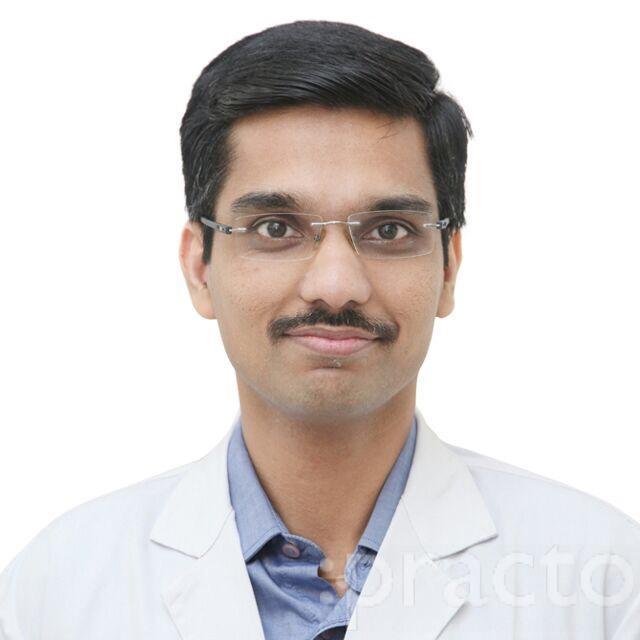 Dr. Vamshidhar Reddy. T - Gastroenterologist