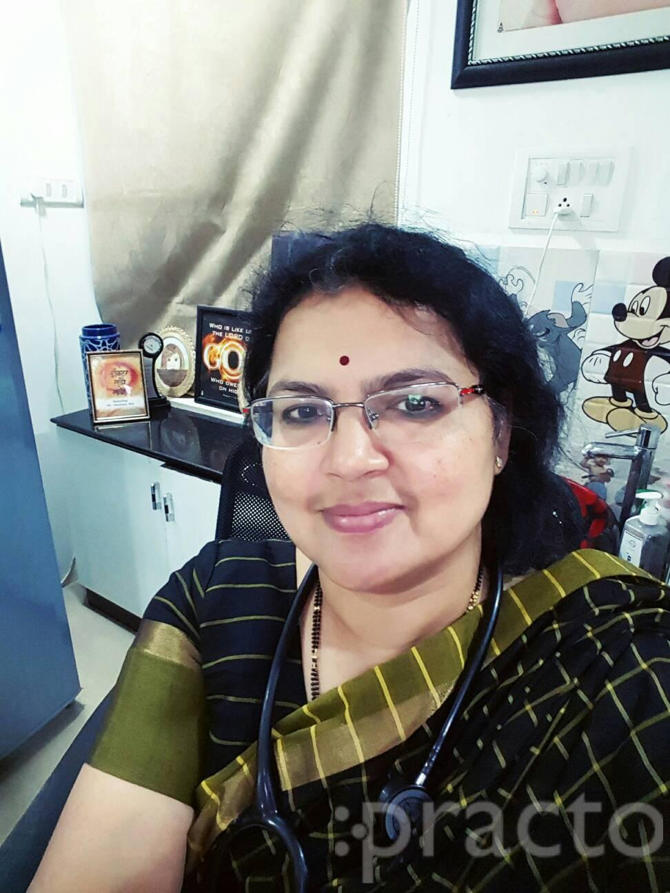 Dr. Vandana Rao - Pediatrician
