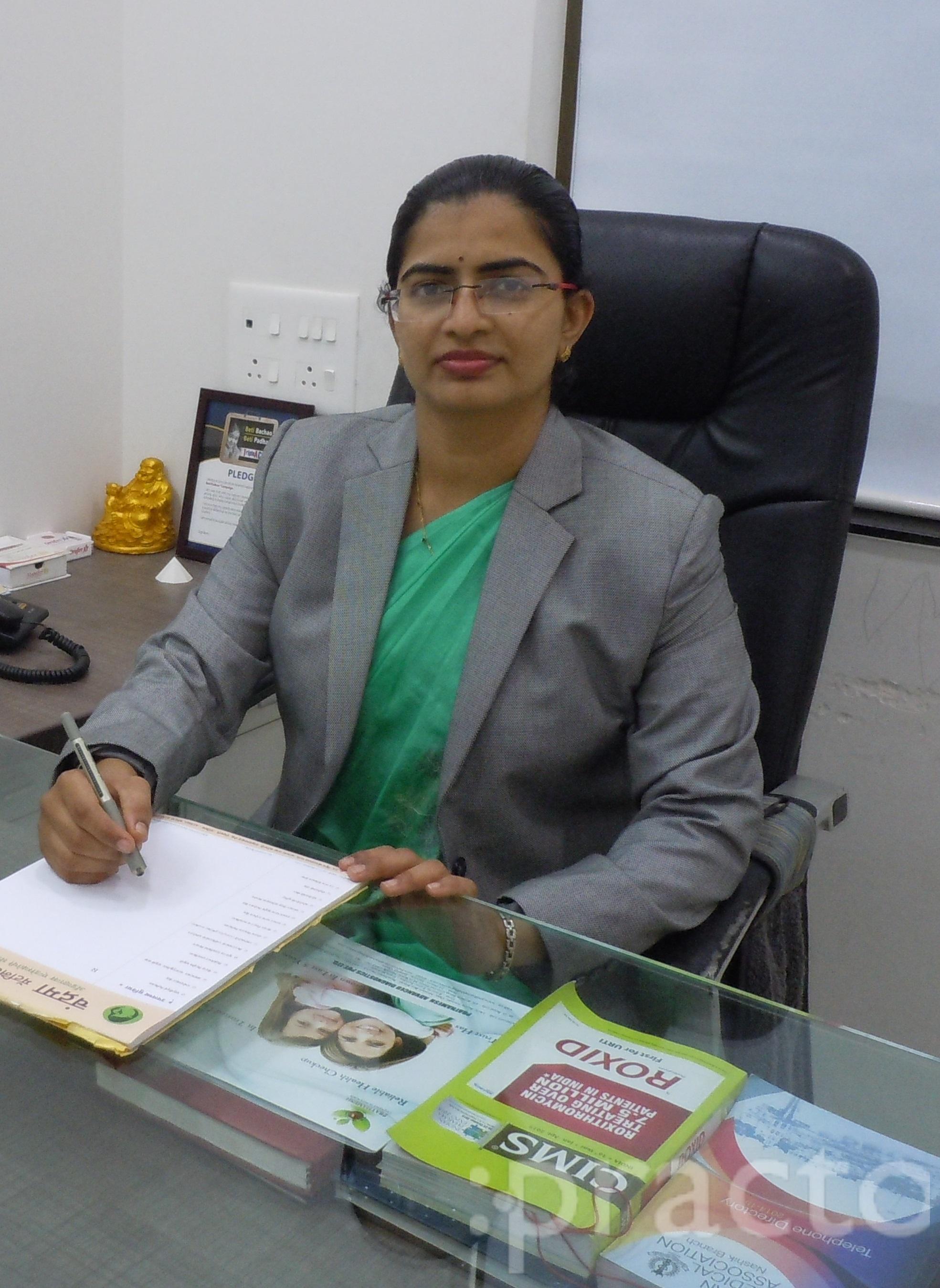 Dr Varsha Patil - Gynecologist/Obstetrician