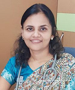 Dr. Varsha Saxena - Pediatrician