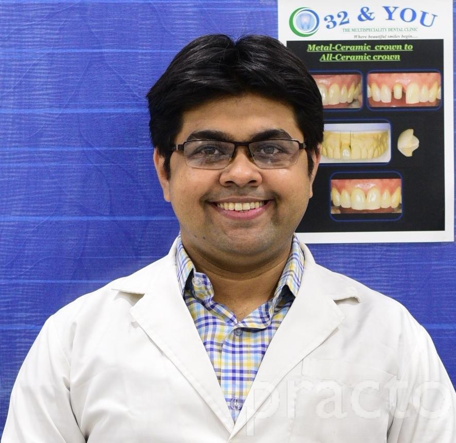 Dr. Varun Bharat Bhatia - Dentist