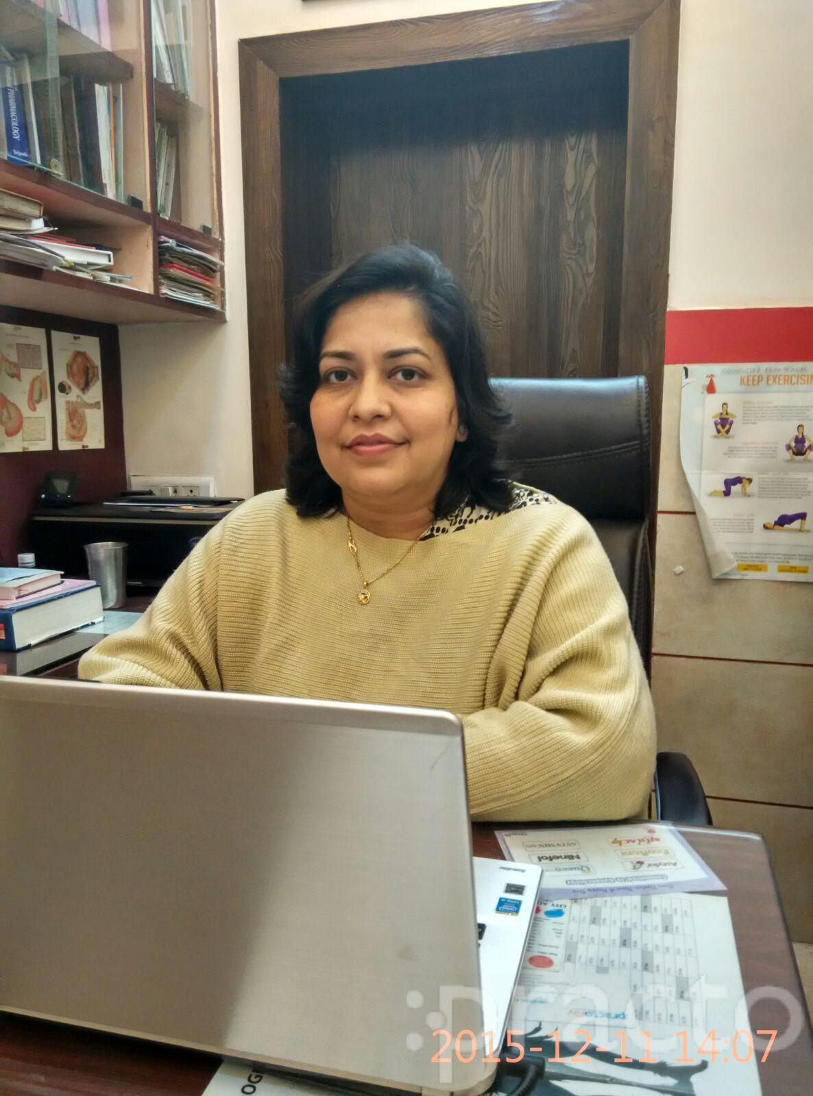 Dr. Vibha Jain - Gynecologist/Obstetrician