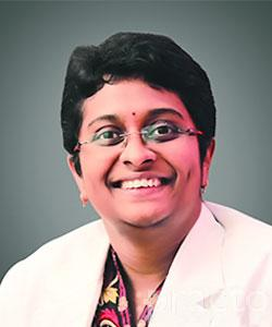 Dr. Vidhya Rajan - Anesthesiologist