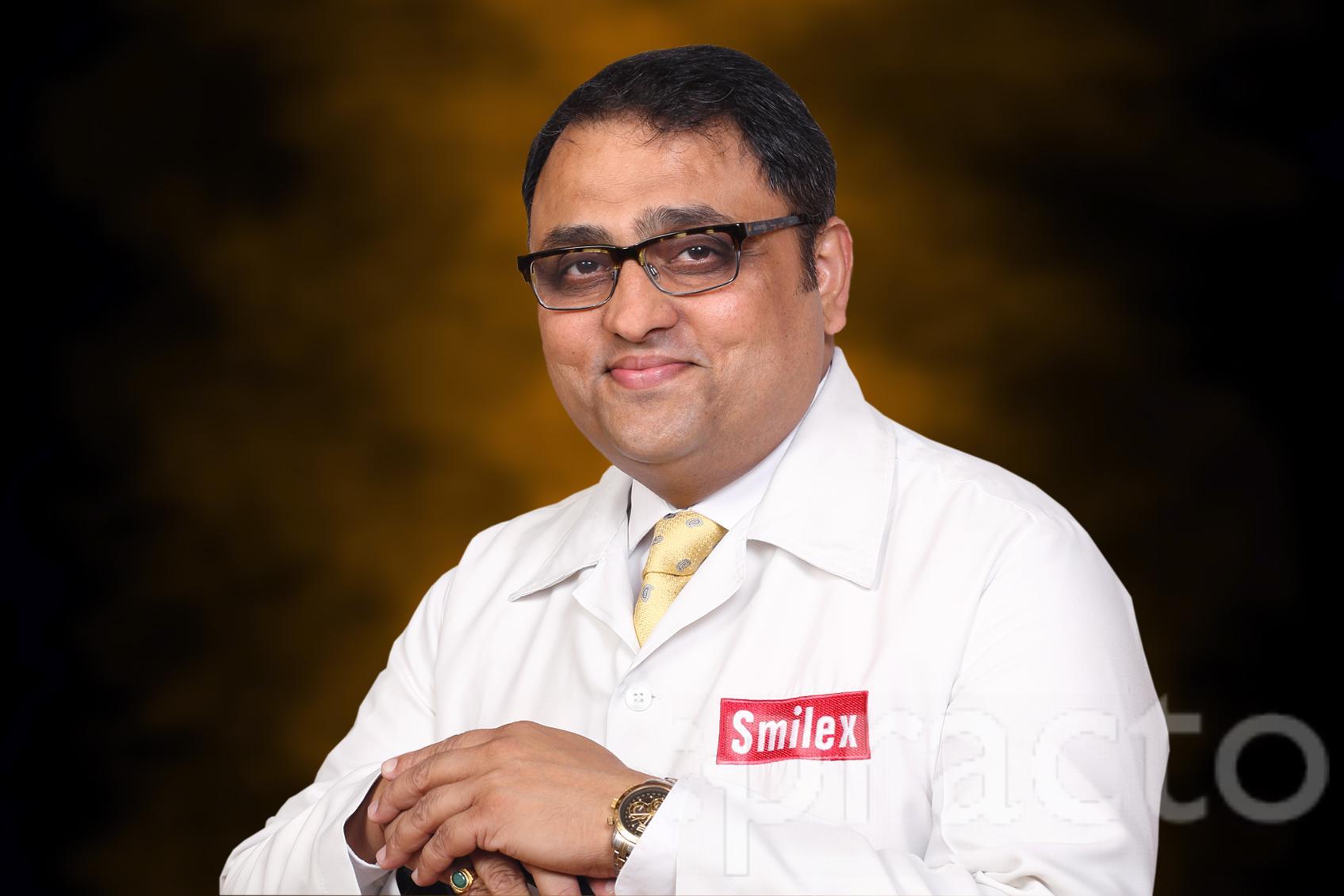 Dr. Vijay Deshmukh - Dentist