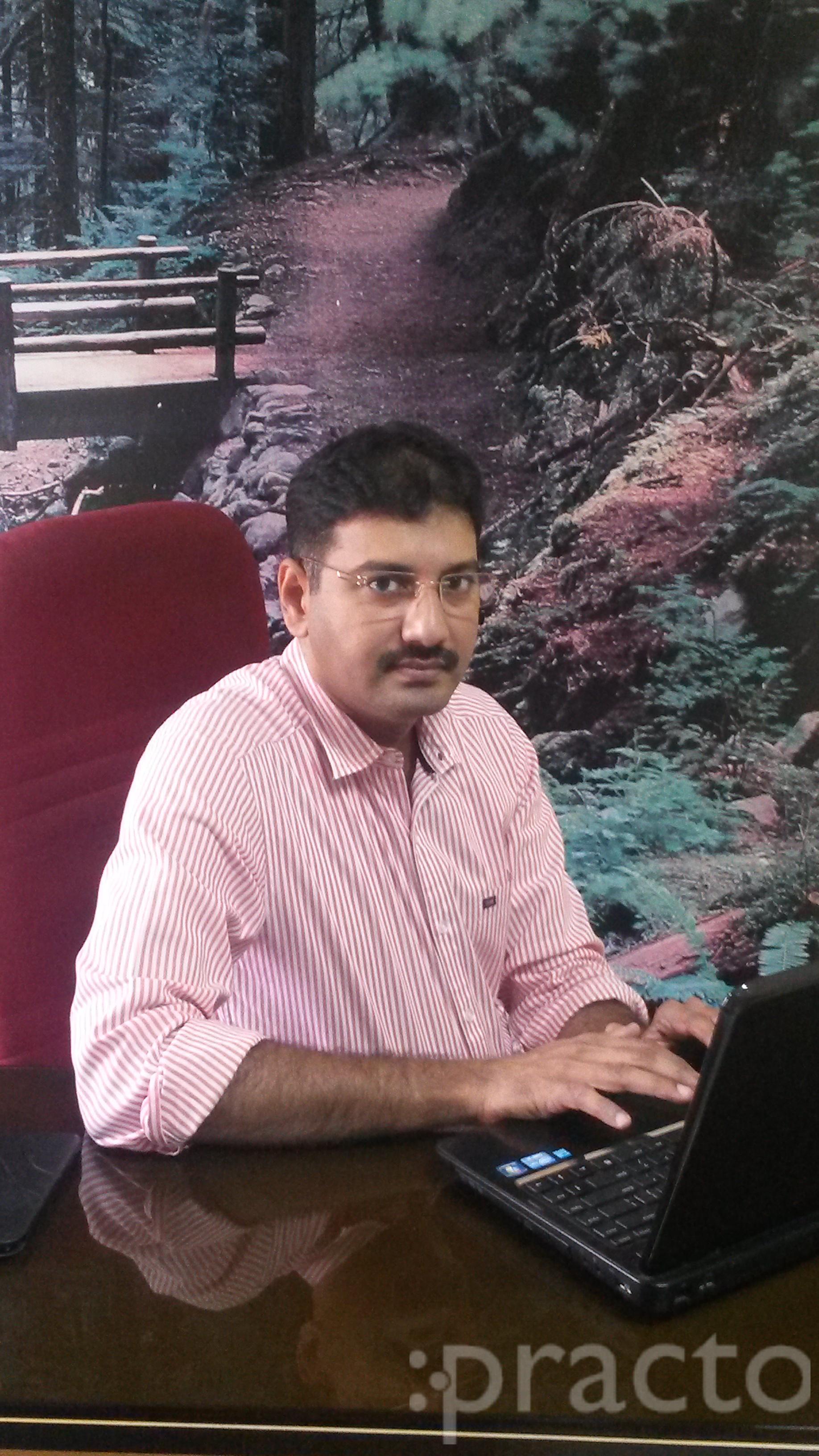 Dr. Vijay Prasad Koganti - Dentist