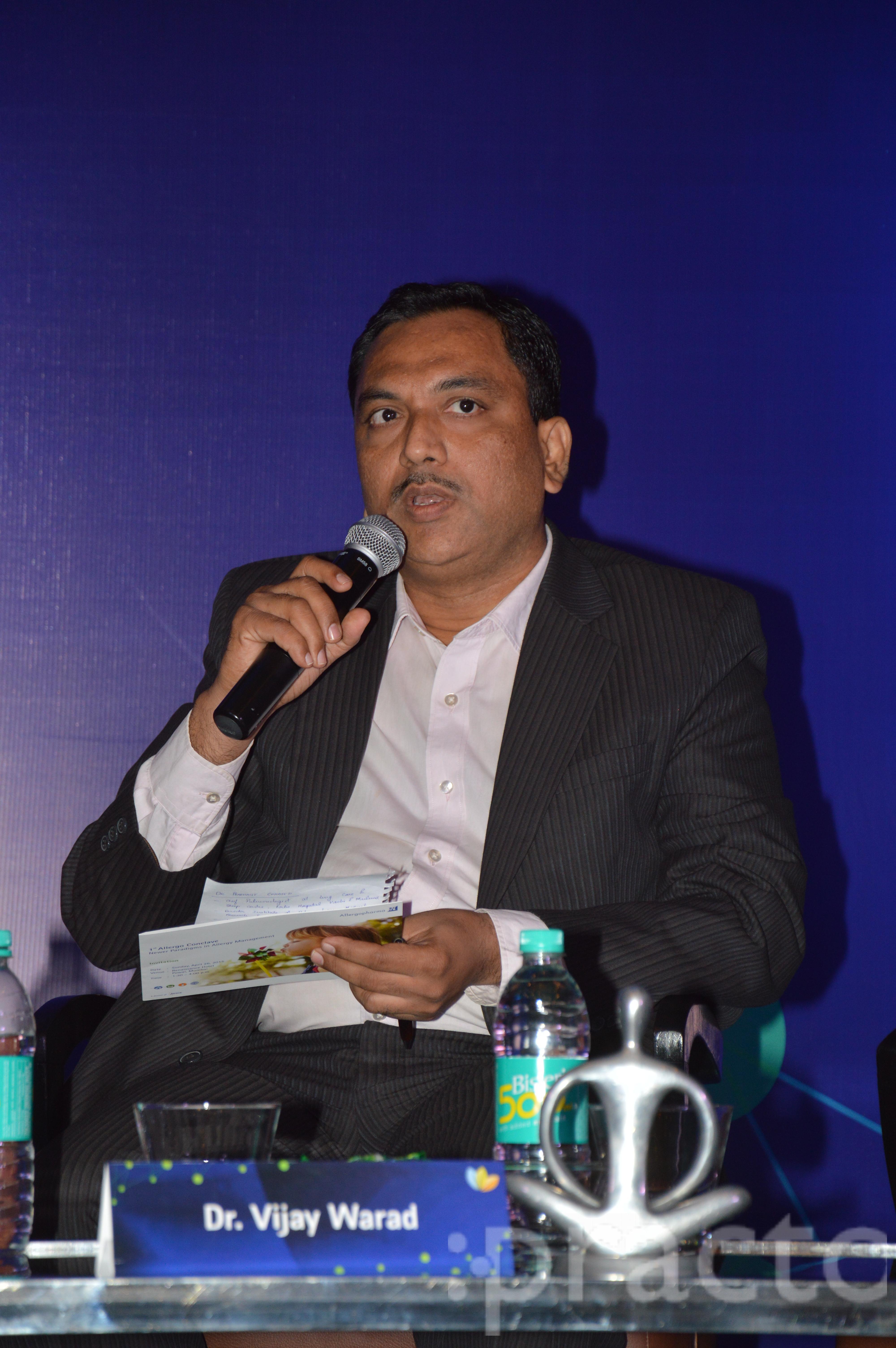 Dr. Vijay Warad - Dermatologist