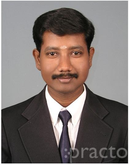 Dr. P. Vijaya Krishnan - Ear-Nose-Throat (ENT) Specialist