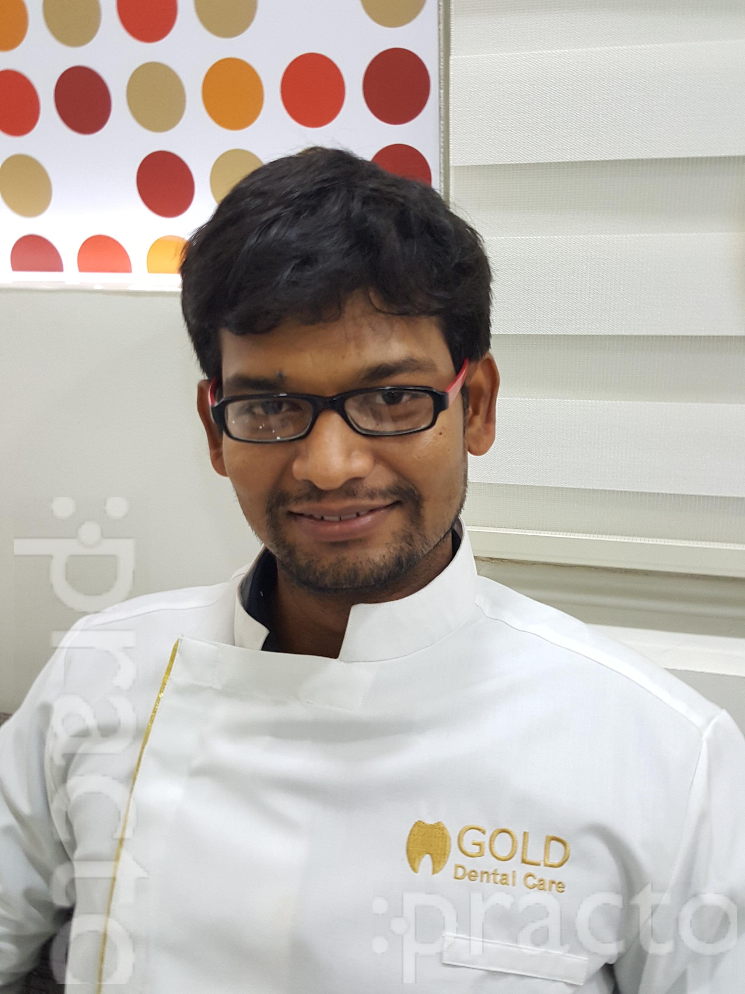Dr. Vijaya Nirmal - Dentist