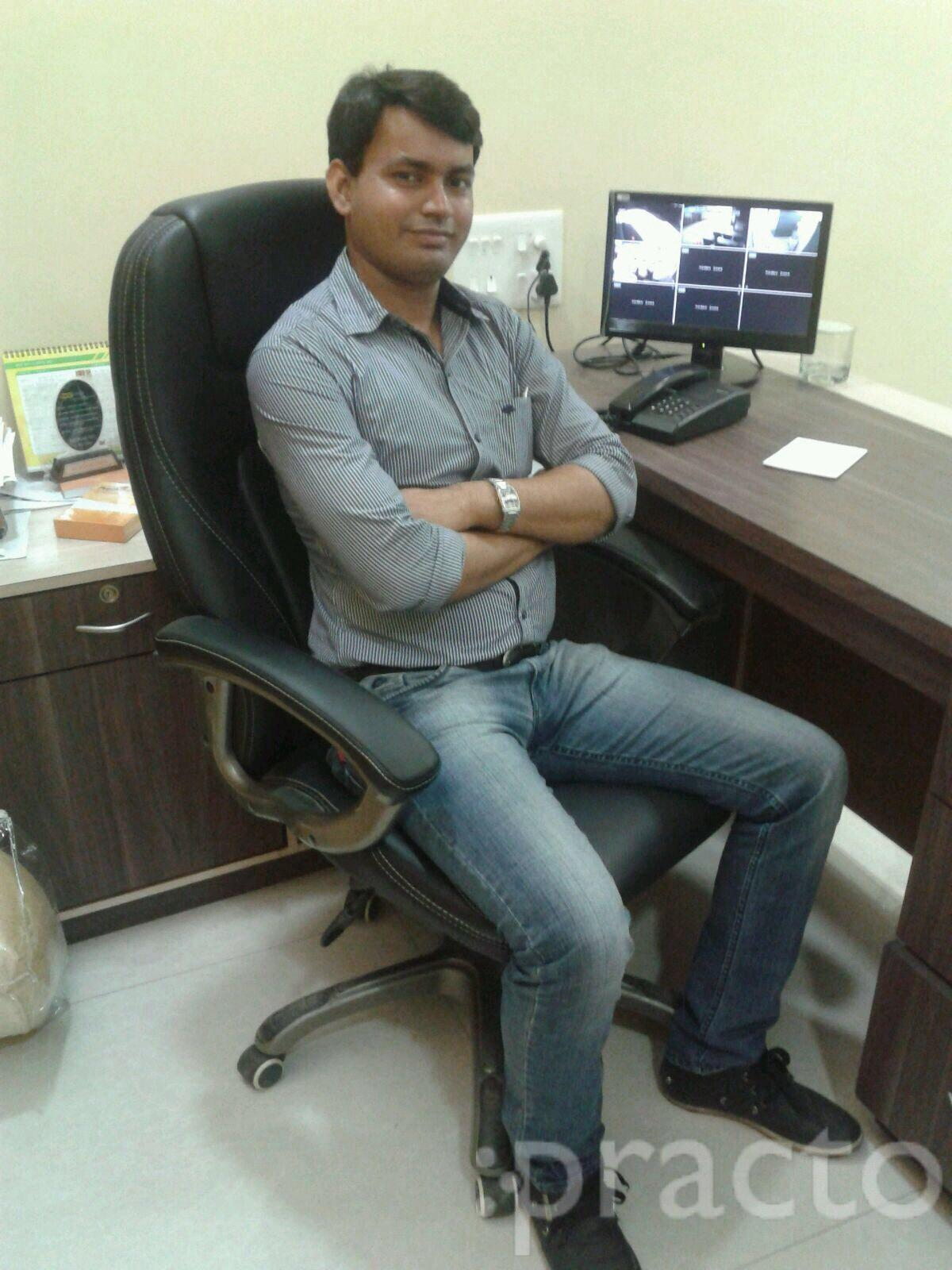 Dr. Vijesh Addegod - Physiotherapist