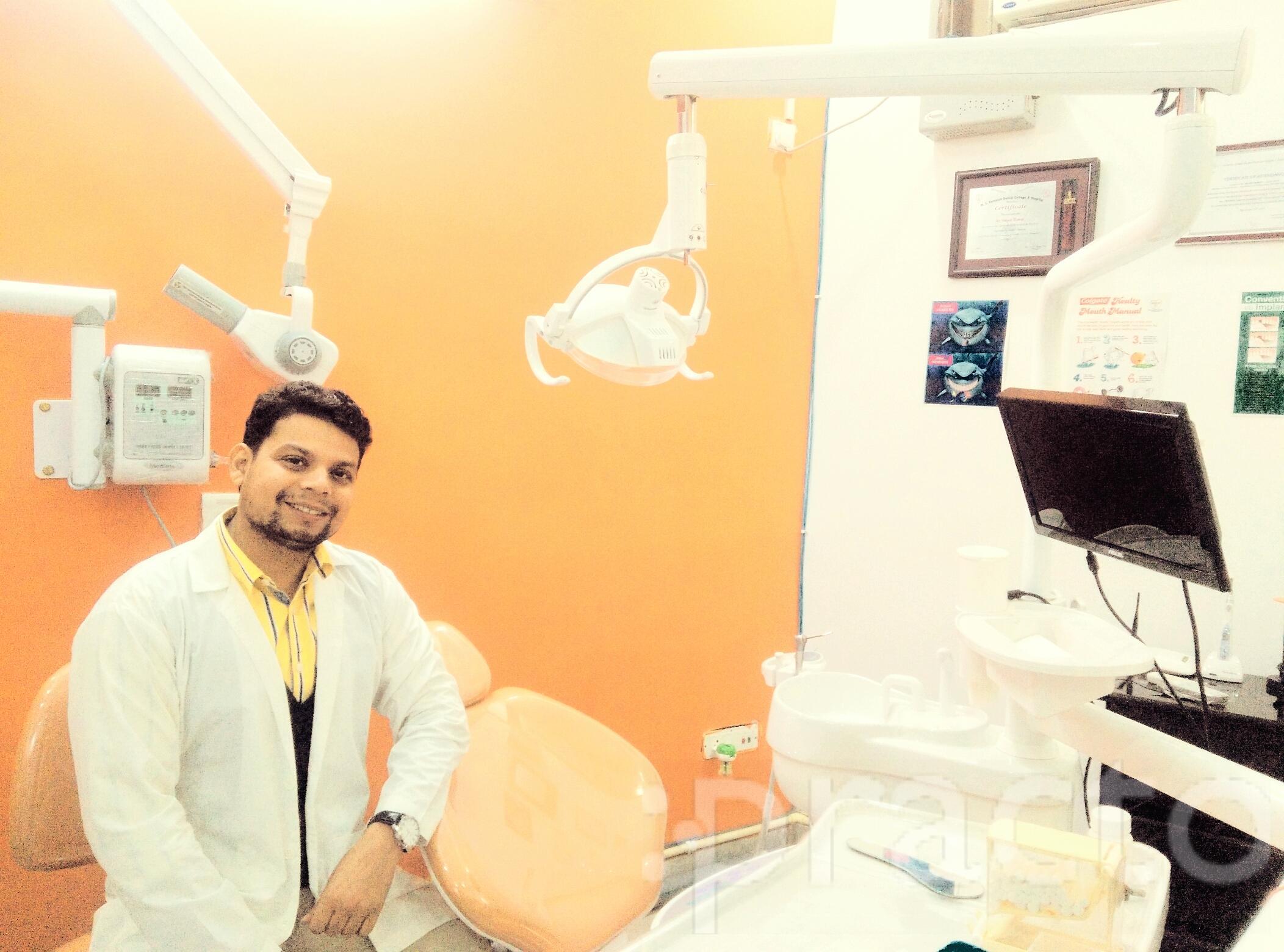 Dr. Vikash Kumar - Dentist