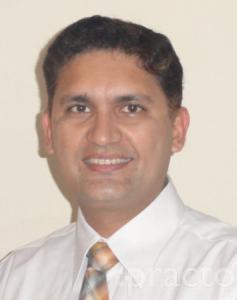 Dr. Prof. Vikram Blaggana - Dentist