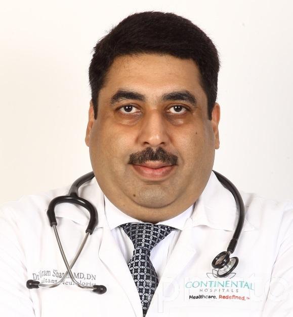 Dr. Vikram Sharma - General Physician