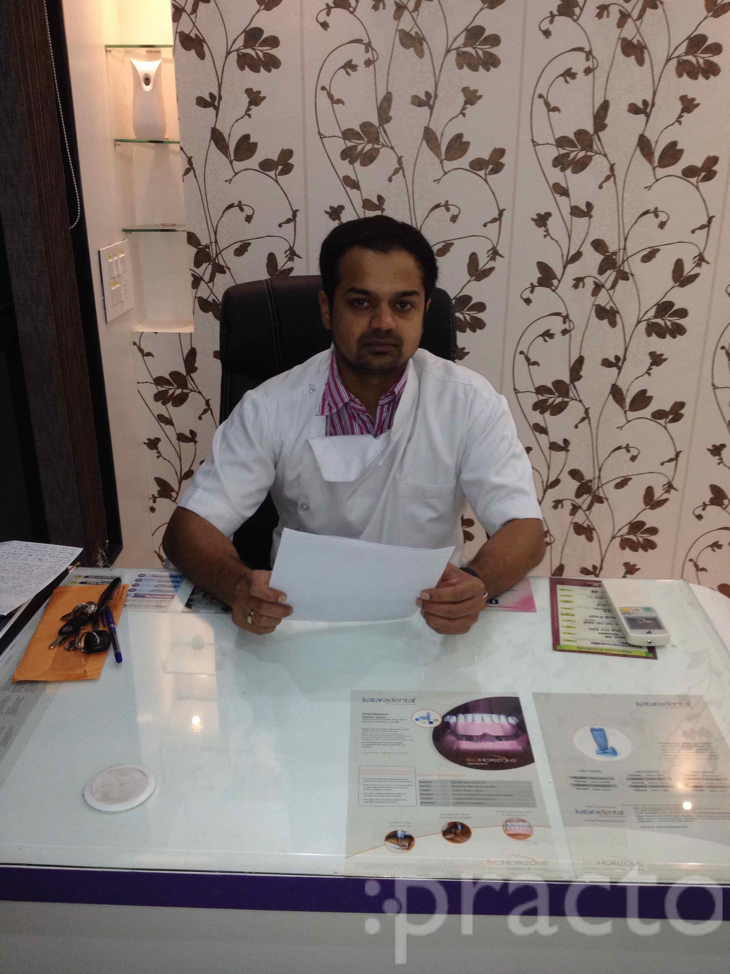 Dr. Vikrant Sane - Dentist