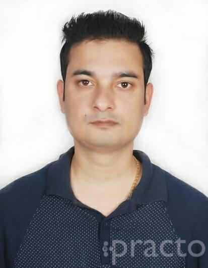 Dr. Vikrant Sharma - Occupational Therapist