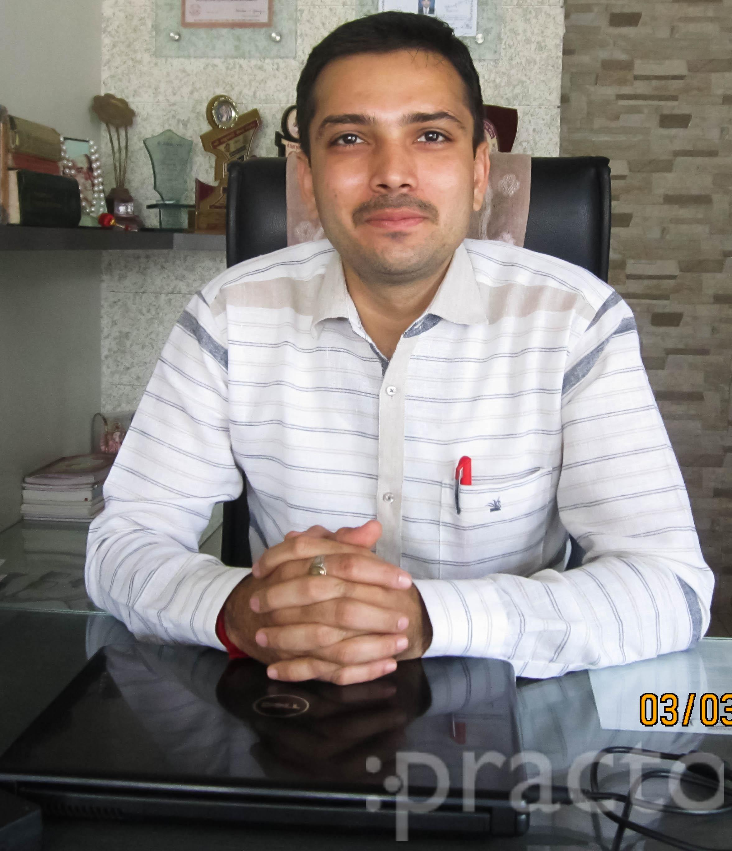 Dr. Vimal S. Rachchh - Homoeopath