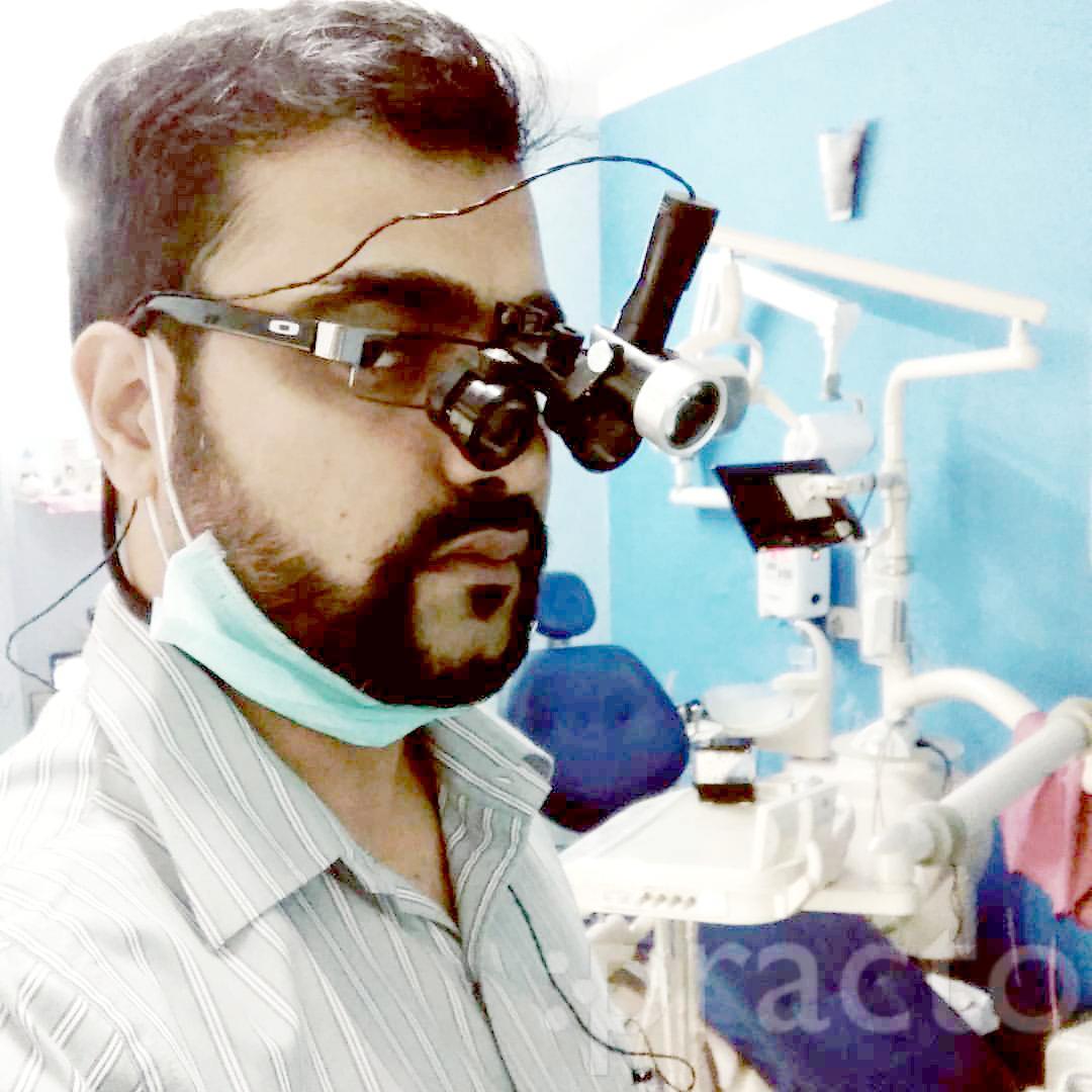 Dr. Vimal Thareja - Dentist