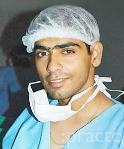 Dr. Vimanyu Kataria - Dentist