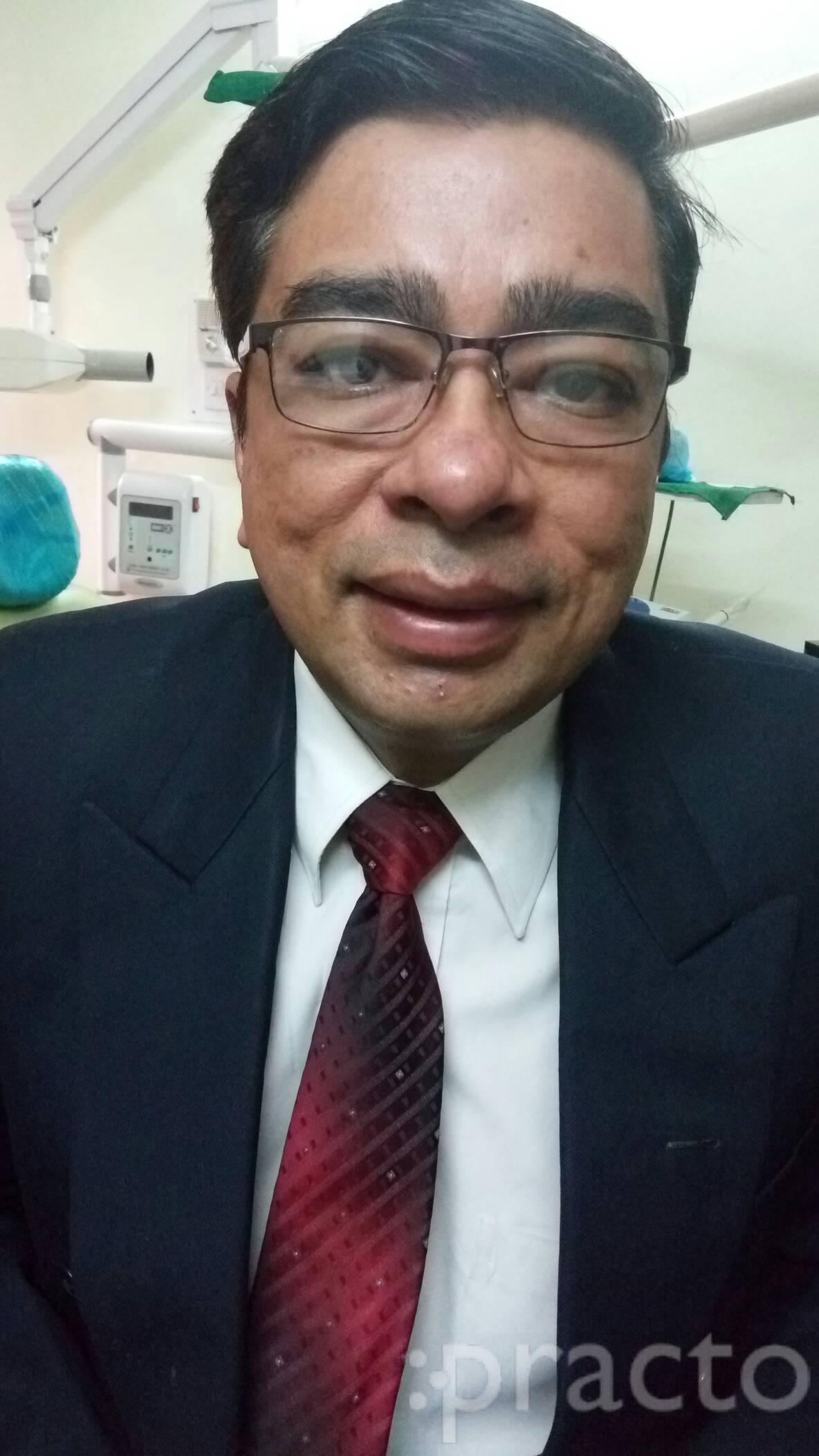 Dr. Vimish Sahai Jain - Dentist