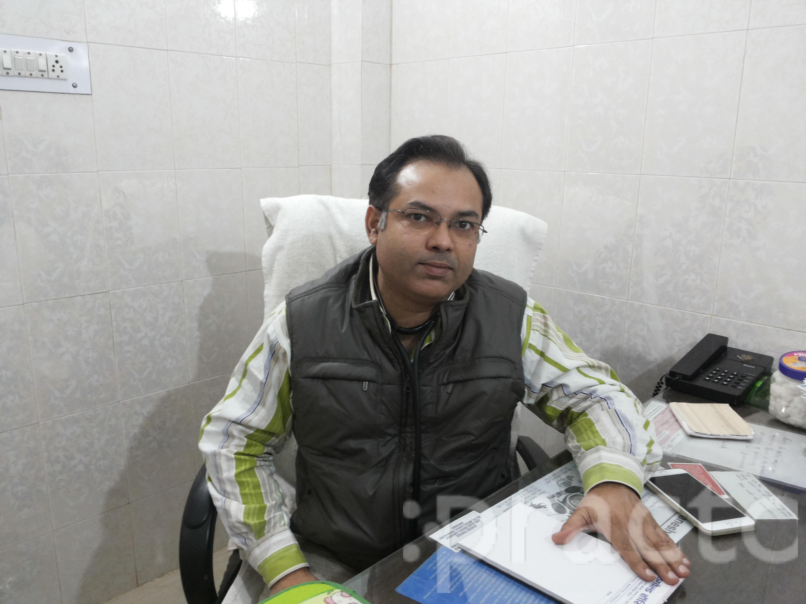 Dr. Vinay Bajpai - Pediatrician
