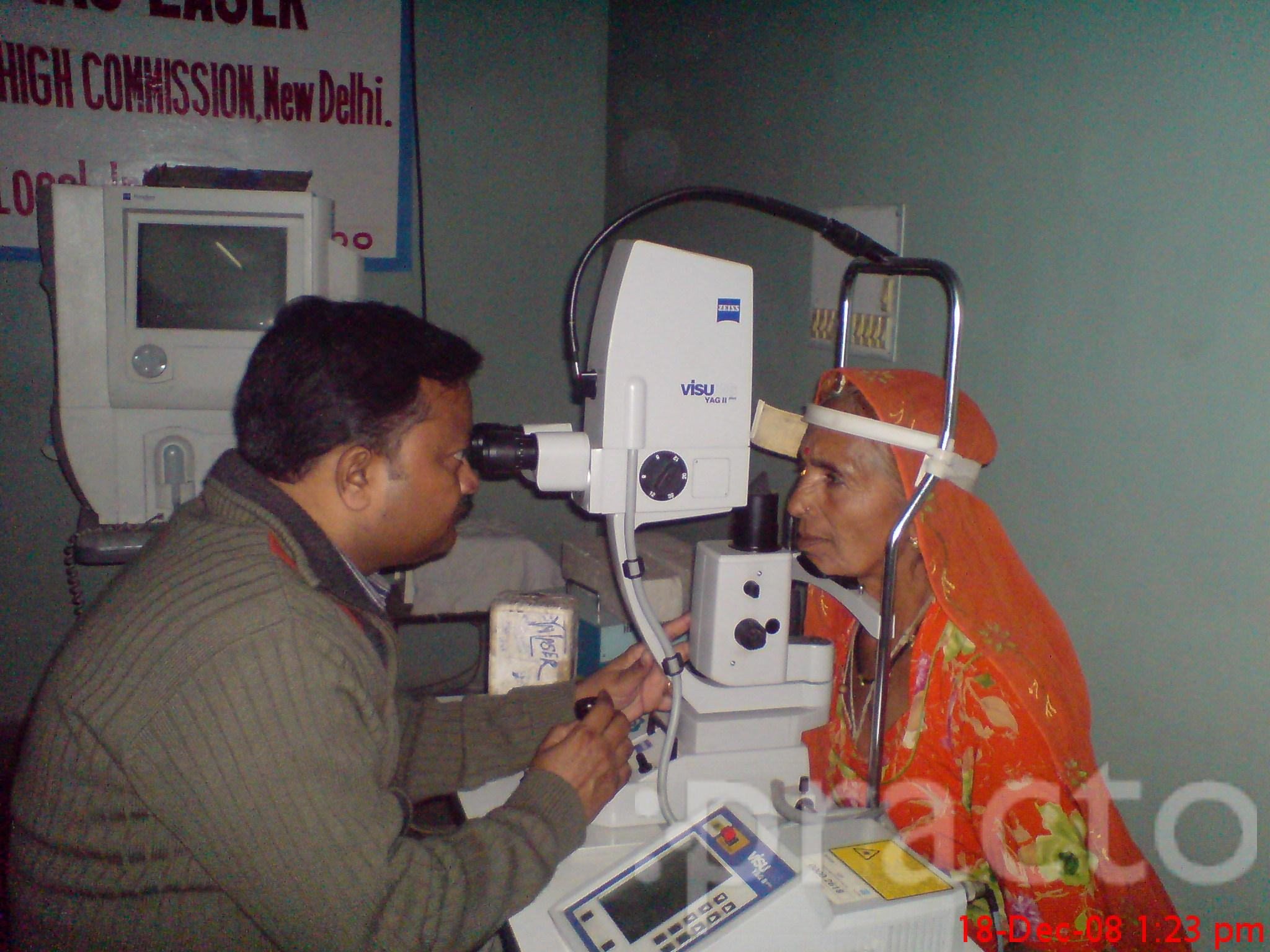 Dr. Vineet Pradhan - Ophthalmologist