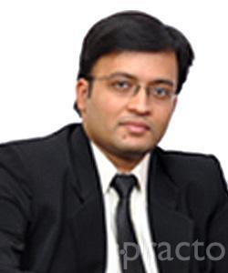Dr. Vinit Mahendra Shah - Ophthalmologist