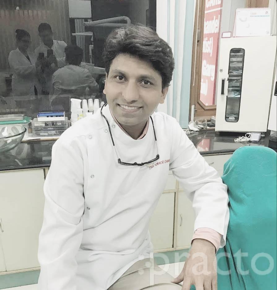 Dr. Vinod Chandel - Dentist
