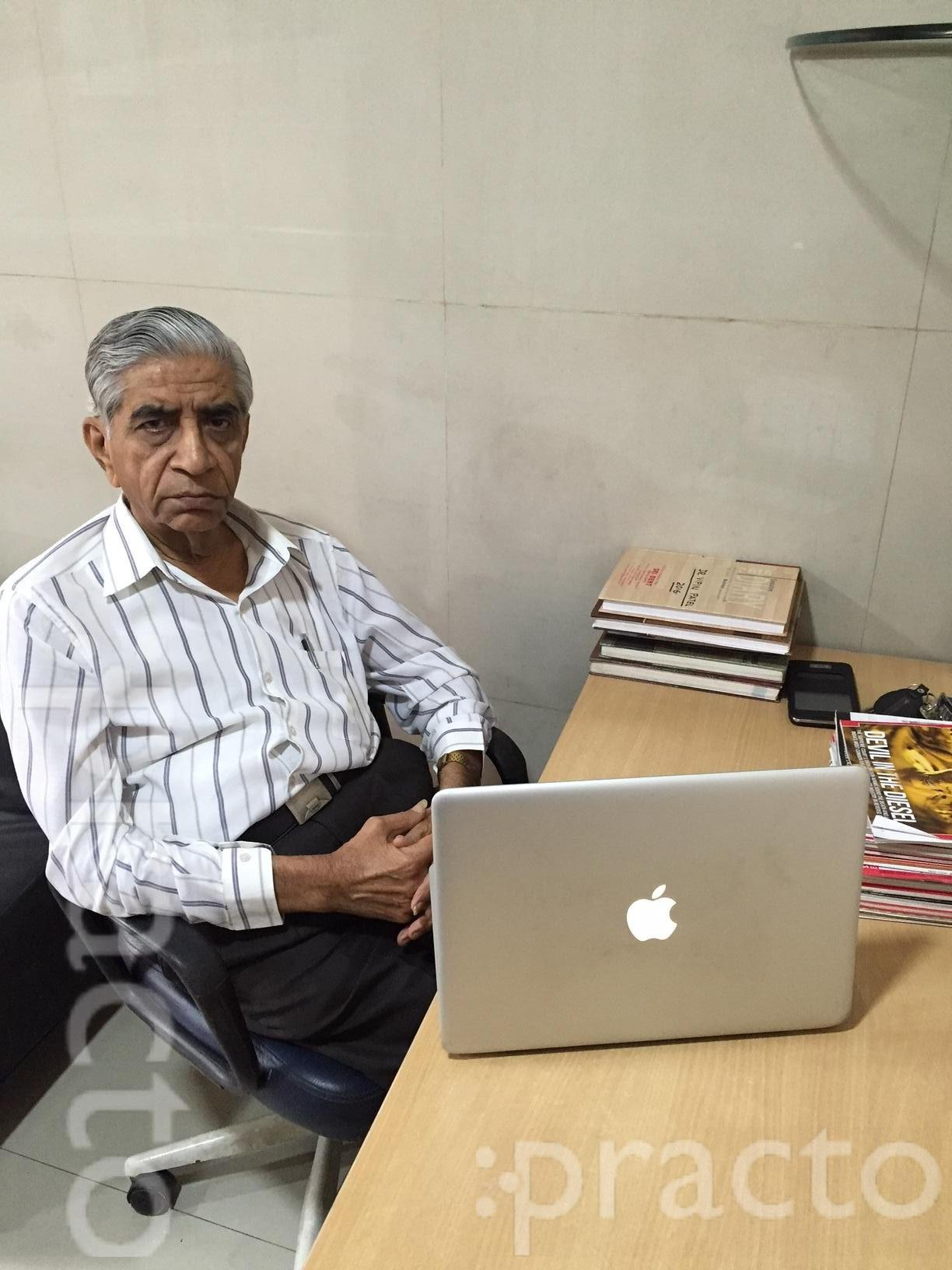 Dr. Vipin Patel - Dentist