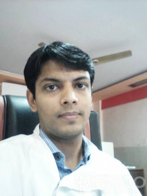 Dr. Viranchi Oza - Dentist