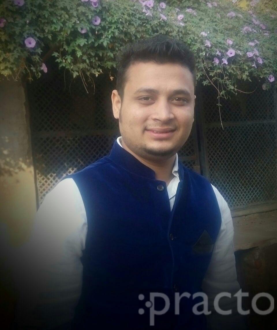 Dr. Virendra Parmar - Dentist