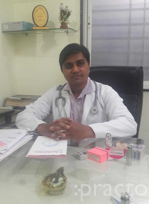 Dr. Vishal Khalane - Gynecologist/Obstetrician