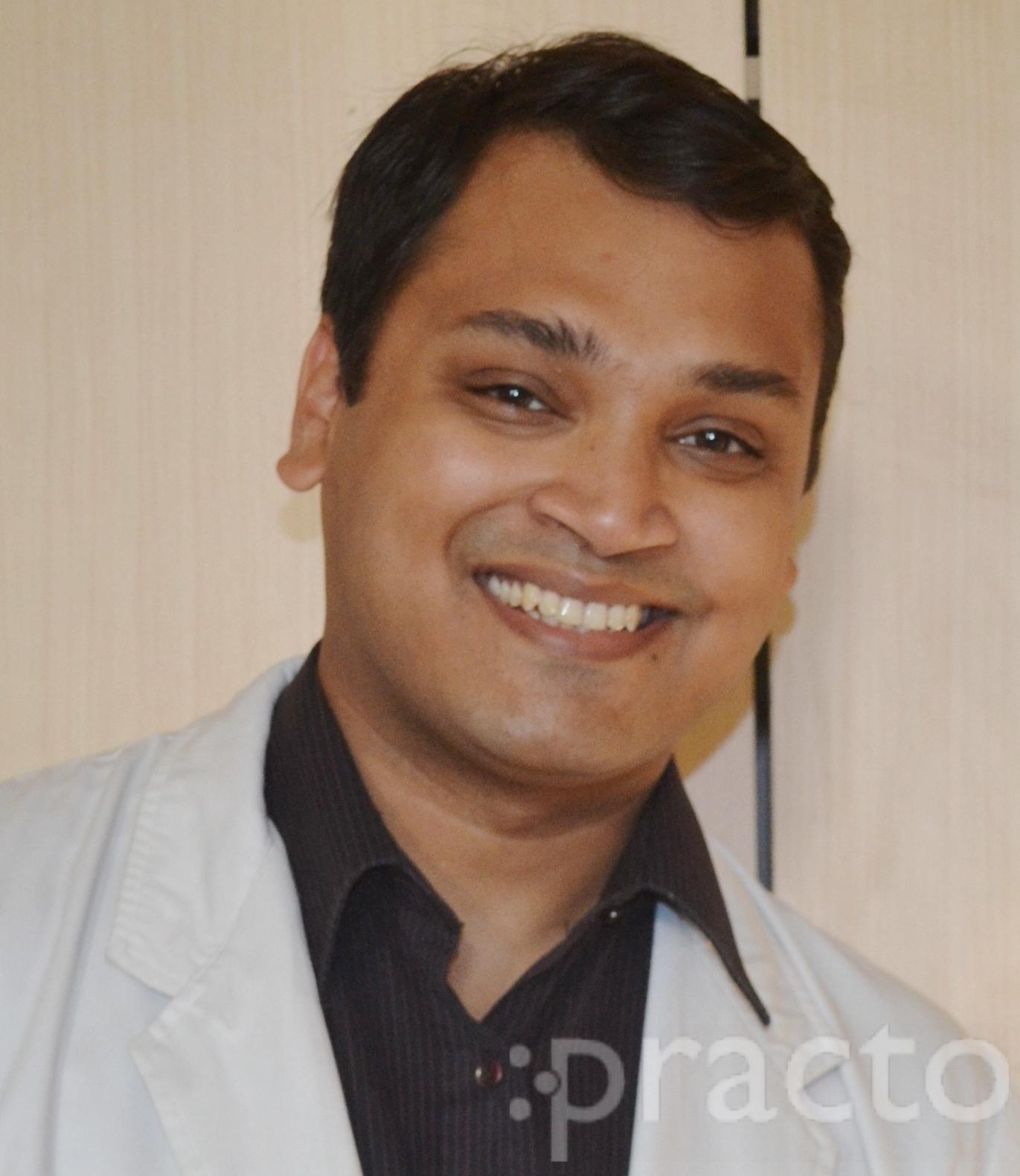 Dr. Vishal Nigam - Ophthalmologist