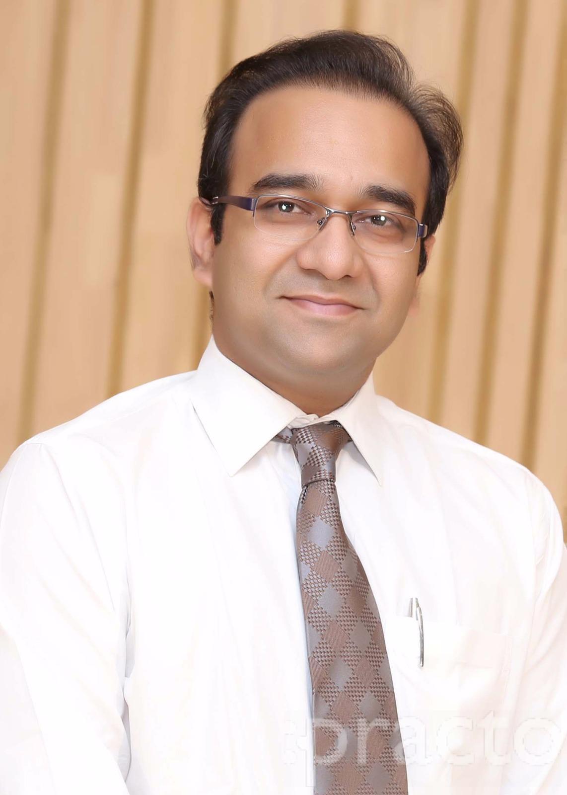 Dr. Vishal Tyagi - Ear-Nose-Throat (ENT) Specialist