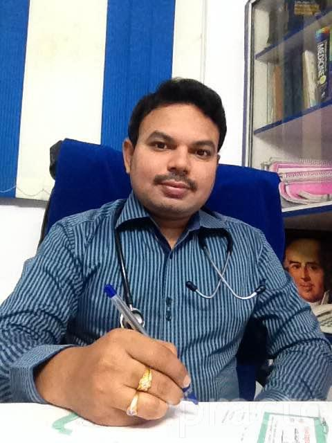 Dr. Vishnuvardhan Reddy. Y - Homeopath