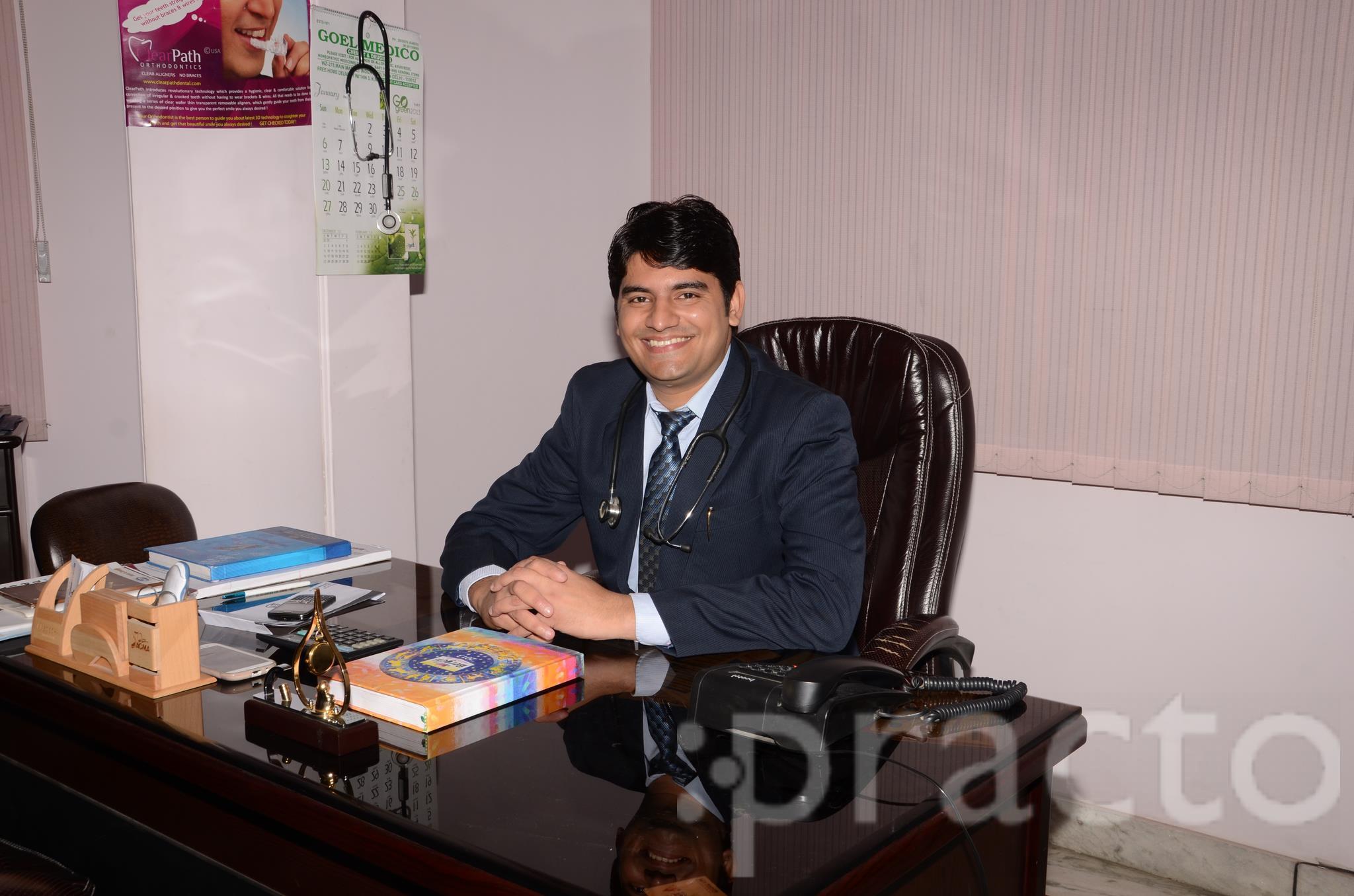 Dr. Vishwas Kumar - Dentist