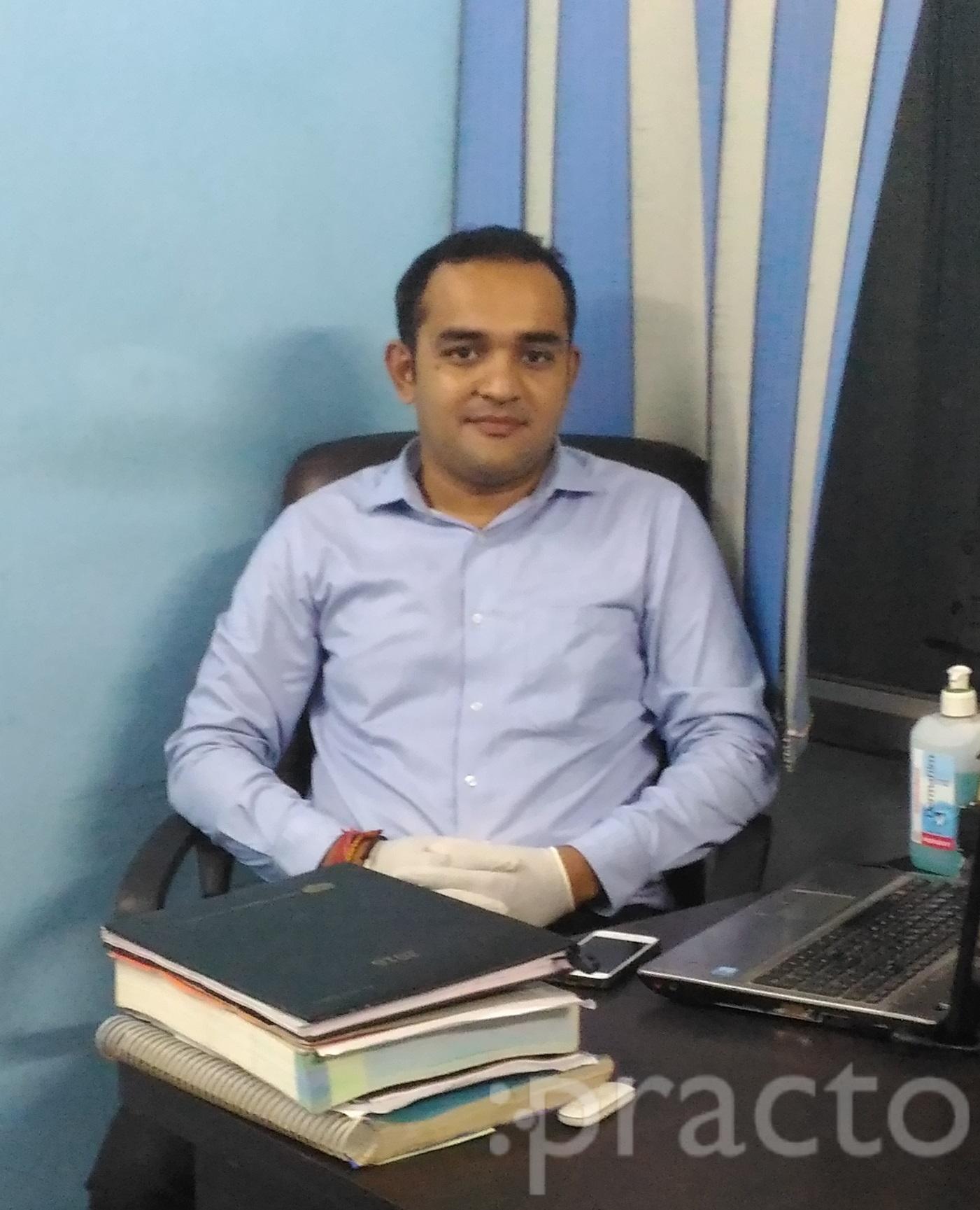 Dr. Vivek Gautam - Dentist