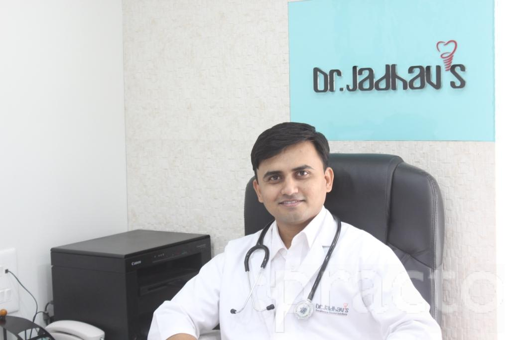 Dr. Vivek Jadhav - Dentist