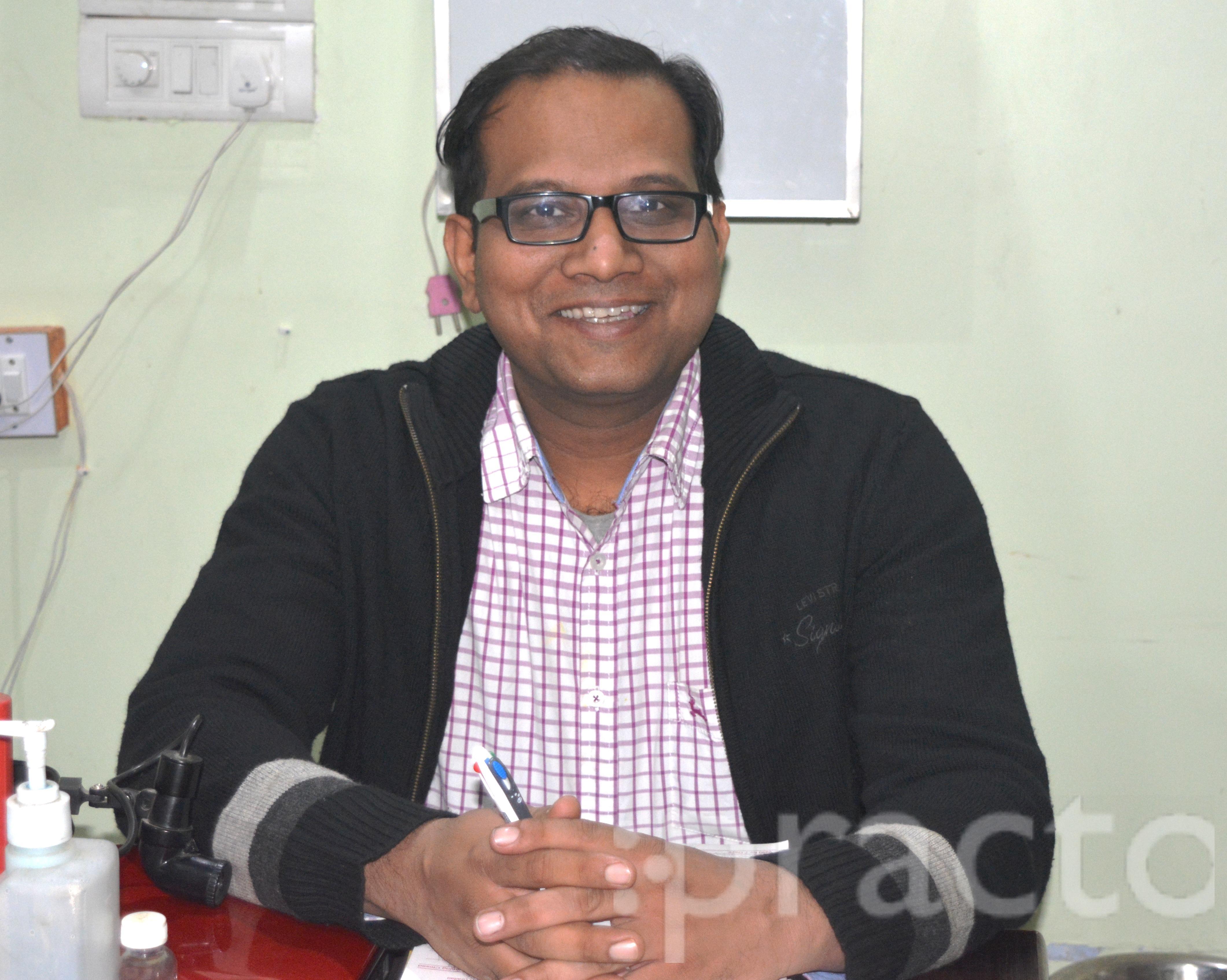Dr. Vivek Verma - Ear-Nose-Throat (ENT) Specialist